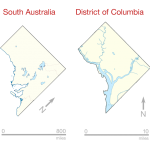 South Australia and DC